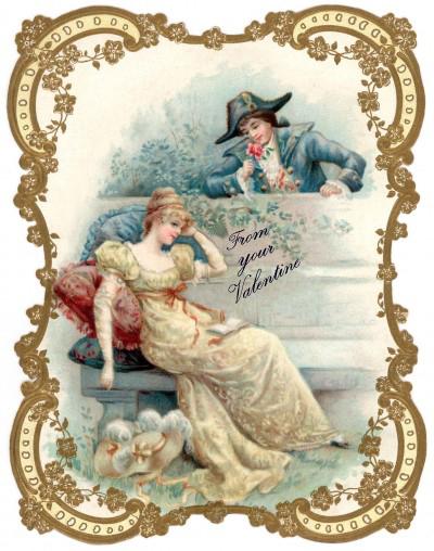 Valentínusarkort